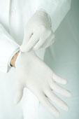 手袋の利用上の注意