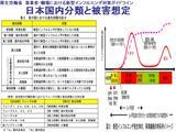 H1N1 Influenza 日本国内分類と被害想定